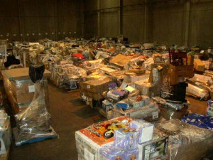Assorted Closeout warehouse full of assorted items to work on