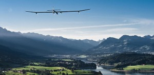 Solar Airplane Solar Plane Crosses America