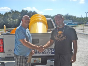 Wildlife Center Of Venice Florida working with Waste to Charity to save Florida Wildlife.